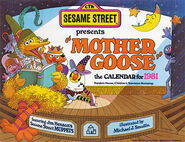 The Sesame Street 1981 Mother Goose Calendar