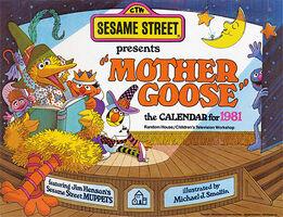 The Sesame Street 1981 Mother Goose Calendar