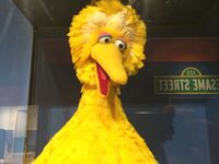 Center for Puppetry Arts - Sesame Street - Big Bird