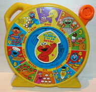 Mattel see 'n say elmo's 1 to 10