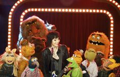 Joan Jett and The Muppets