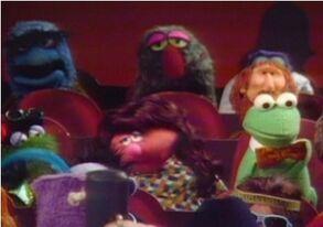 Muppetwrestlingmatch