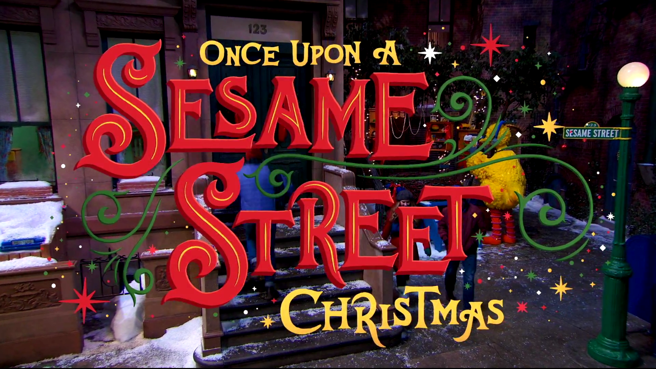 Once Upon a Sesame Street Christmas | Muppet Wiki | FANDOM powered ...