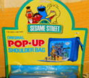 Sesame Street Pop-Up Shoulder Bag