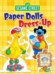 Dover paper doll dress up