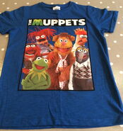 Next muppets cast shirt