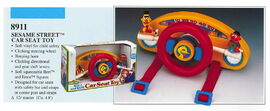 Illco 1992 baby toys car seat toy