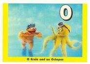 1992 sesame trading cards 32
