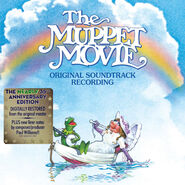 2013 Muppet Movie CD