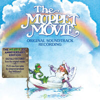 2013 Muppet Movie CD