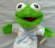 Dakin 1988 baby kermit puppet