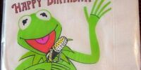 Muppet party supplies (Hallmark)