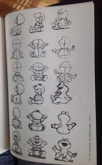 Sesame Babies Style Guide 11