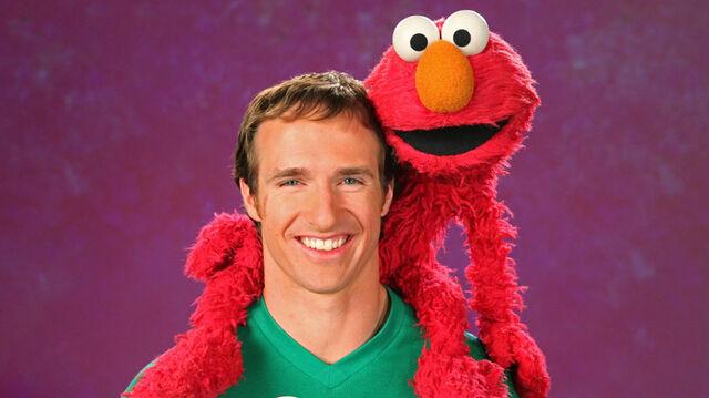 File:SesameStreet-DrewBrees&Elmo-(2011).jpg