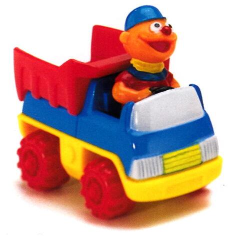 File:Matchbox ernie's dump truck.jpg