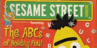 Sesame Street Magazine (Dec 2005 - Jan 2006)