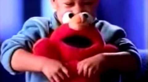 Tickle Me Elmo commercial