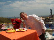 Ferran adria and elmo