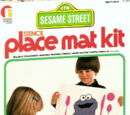 Stencil Place Mat Kit