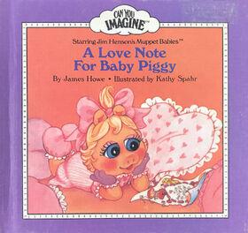 Book.lovenotepiggy