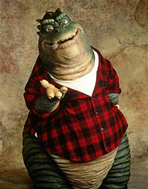 Dinosaurs-EarlSinclair&cigar