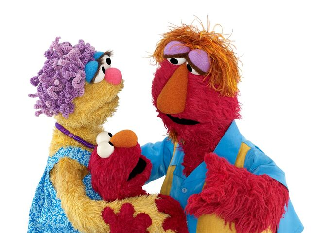 File:Elmo and his parents.jpg