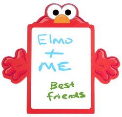 Delta childrens products 2011 dry erase memo board elmo