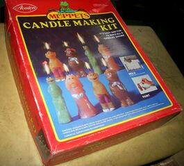 Avalon 1977 candle making kit 1
