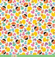 Ek success 2011 sesame paper rubber duckie