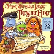 Muppet Treasure Island: Treasure Hunt