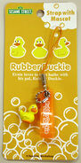 Sony creative 2001 rubber duckie 1