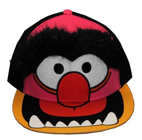 File:Concept one 2012 animal face flat cap.jpg