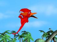 Ewdino-pterosaur