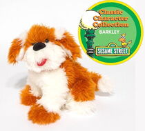 Sesame place barkley plush