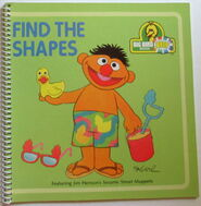 Beep books find the shapes 2