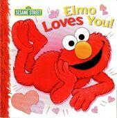Elmo loves you dalmatian press alternative