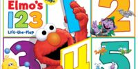 Elmo's 123 Lift-the-Flap