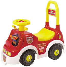 Processed plastic company pp ernie's fire truck rider 1