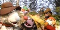 Elmo the King