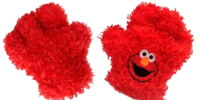 Elmo's Tickle Hands