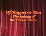 Of Muppets and Men (documentary)