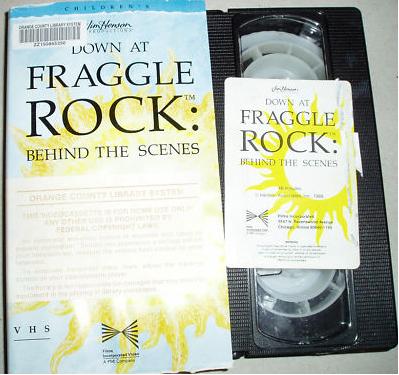 File:DownAtFR VHS.jpg