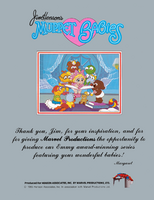 Emmy Muppet Babies ad