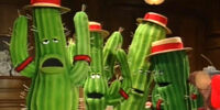 The Barbershop Cactus Quartet