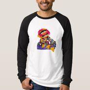 Zazzle animal sitting shirt