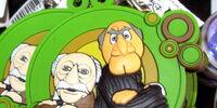Muppet keychains (Disney)