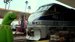 MMW extended cut 0.10.32 Amtrak train