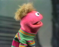 Charlie (Anything Muppet)