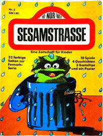 Sesamstrasse magazine nr 5