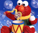 Bubble Blowing Elmo